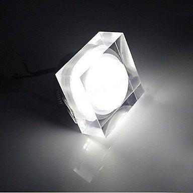3W Quadrate Crystal Led Ceiling Light