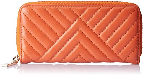 Lino Perros Women's Wallet (Orange)  available at amazon for Rs.477