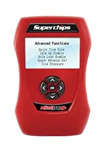 Superchips 3840 Flashpaq for Dodge RAM