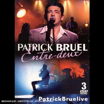 Patrick Bruel : Et plus si affinités / Entre deux - Coffret 2 DVD