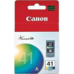 Canon CL-41 Color FINE Ink Cartridge