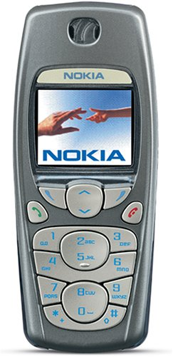 41QTSWRH7AL Nokia 3595 Unlocked Cell Phone  U.S. Version with Warranty (Gray)
