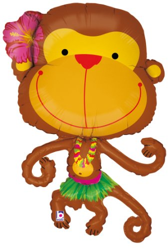 Linky Monkey Balloon