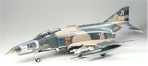 McDonnell Douglas F-4E Phantom II (Early Priduction) - 1:32 Aircraft - Tamiya