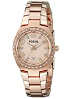 Fossil Ladies'Watch XS Analogue Quartz Stainless Steel AM4508