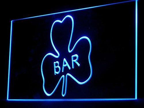 C B Signs Irish Shamrock Beer Bar Led Sign Neon Light Sign Display