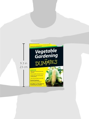Vegetable Gardening For Dummies Media Books Non Fiction Books