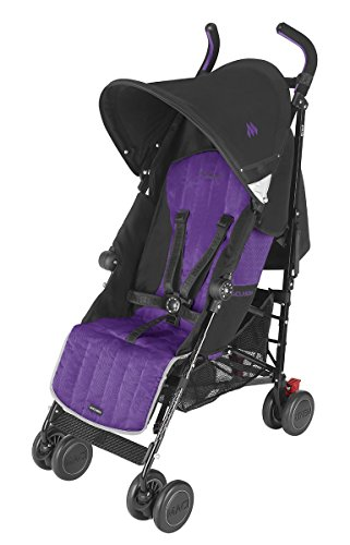 Maclaren Quest Stroller, Black/Majesty - 1