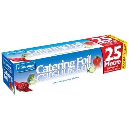 kingfisher-kcfoil30-kitchen-catering-foil-30cm-x-25m