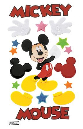Jolee's Disney Stickers - Mickey