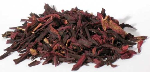 NEW Hibiscus Flower whole 2oz (Herb packets A - M)