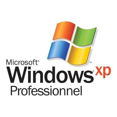 Microsoft Windows XP Edition Professionnelle OEM