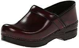 Dansko Women\'s Professional Cabrio Slip-On Clogs