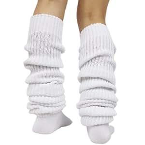 ルーズソックス 制服 靴下 100cm  白 学生 ソックス 【16時までのご注文で即日発送】