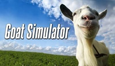 Goat Simulator [Online Game Code]