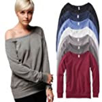 Bella - Mia Slouchy Wideneck Sweatshirt