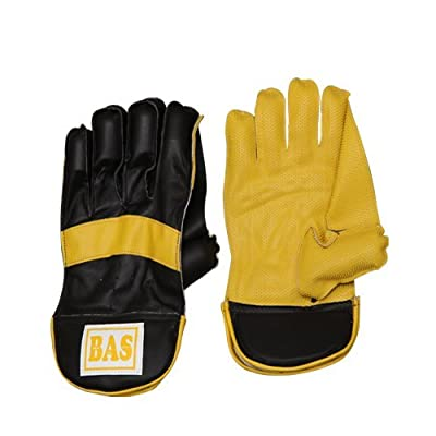 Bas Vampire Magnum Wicket Keeping Gloves, Full Size