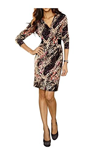 Alba Moda -  Vestito  - Donna Multicolore 44