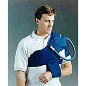 Aircast Cryo Cuff System-Shoulder & Cooler - Gravity Cooler by Aircast