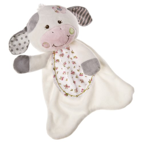 Mary Meyer Baby Cheery Cheeks Lovey, Moo Moo Cow front-900672