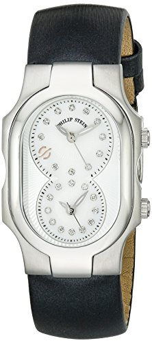 Philip-Stein-Womens-1-NDMOP-IB-Signature-Analog-Display-Japanese-Quartz-Black-Watch