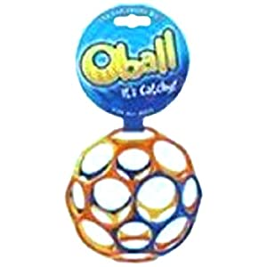 Rhino Toys Oball Football Colors