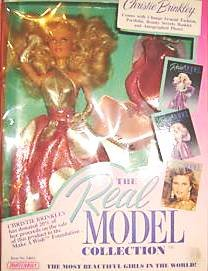 Cheryl Tiegs The Real Model Collection Fashion Doll