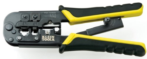 Klein Tools Vdv226-011-Sen Ratcheting Modular Crimper/Stripper/Cutter