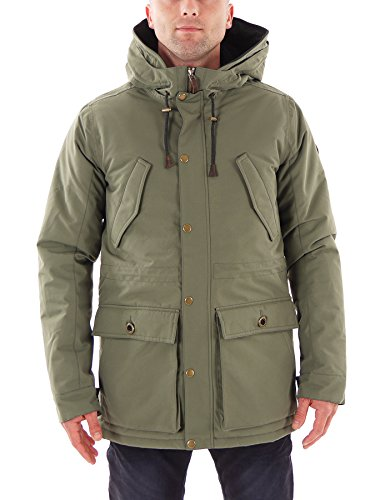 O' Neill Parka AM Journey, Uomo, AM JOURNEY PARKA, Beetle, M