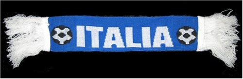 Italy Soccer Team Mini Scarf