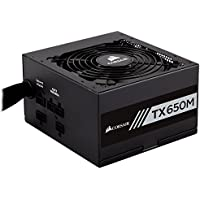 CORSAIR TX650M 650W 80 PLUS Gold Modular Power Supply
