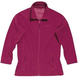 Regatta Cathie Ladies Fleece Jacket - ZRWA036 (dark cerise/R Red, 12)