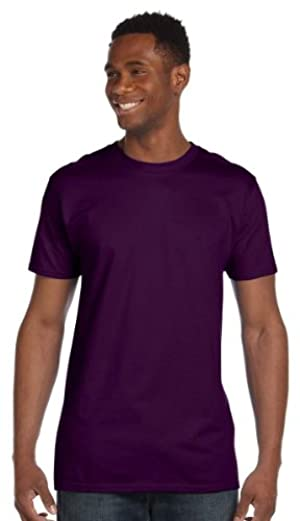Hanes Adult Nano Tee, Deep Forest, Small