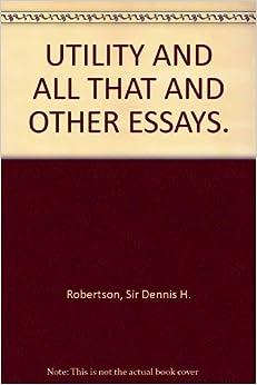 Essay On Utilitarianism Ethics