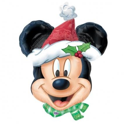 Mickey Christmas Super Shape ( - 1