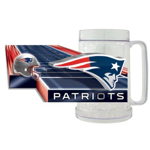 Nfl New England Patriots 16-Ounce Freezer Mug