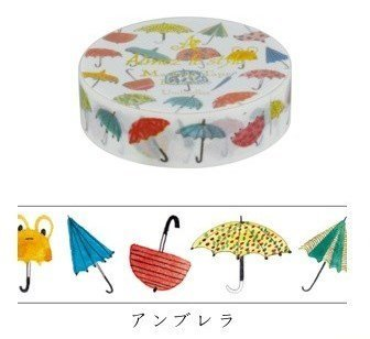 a-5038-umbrella-umbrellas-emeru-style-15mm-width-masking-tape-aimez-le-style-masking-tape-15mm