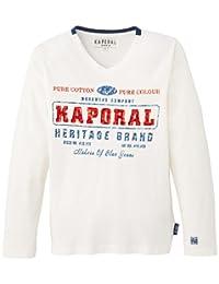 Kaporal - Maglietta Xywa, manica lunga, bambino