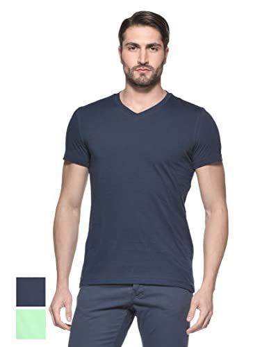 Nautica 2 T-Shirt [Blu/Verde]