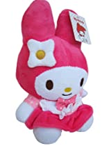 My Melody Plush - Sanrio My Melody Plush (Dark Pink)