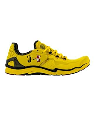 Under Armour Men's UA Charge RC 2 Running Shoes - Maryland Pride Edition 9.5 Taxi