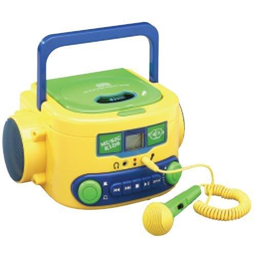 Hamilton Electronics Kids Audio CD Player Karaoke Machine with Microphone