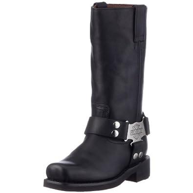 harley davidson iroquois womens biker boots