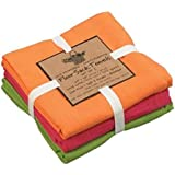 Kay Dee Designs Party Brights Flour Sack Towels, Set of 3
