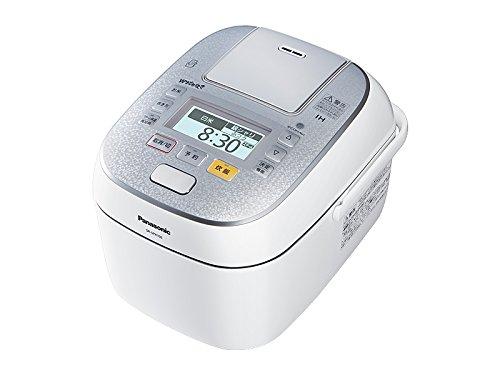 パナソニック Wおどり炊き スチーム&可変圧力IHジャー炊飯器 5.5合 スノークリスタルホワイト SR-SPX106-W