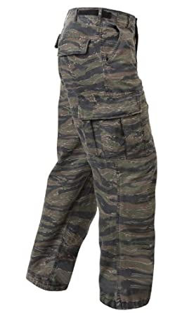Vintage Tigerstripe R/s Vietnam Fatigue Pants