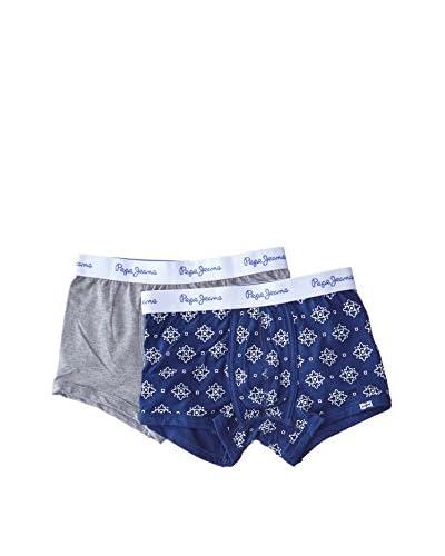 Pepe Jeans Pack x 2 Bóxers Jett
