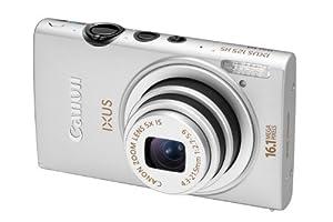 Canon Ixus 125 HS Appareil photo numérique 16,1 Mpix Argent