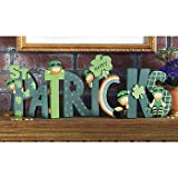 Happy St Patrick s Screen - Party Decorations and Room Decor