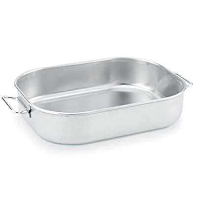 Vollrath 68251 Wear-Ever Aluminum 11.13 Qt. Baking / Roasting Pan